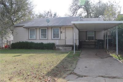 Del City Single Family Home For Sale: 4720 SE 26th Street