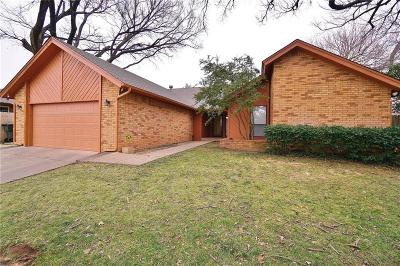 Norman Single Family Home Pending: 509 Alpine Circle