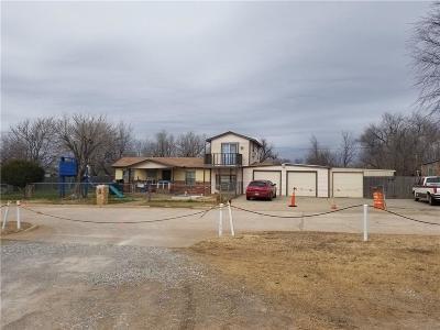 Oklahoma City Single Family Home For Sale: 3225 SW 26th