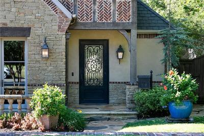 Oklahoma City Single Family Home For Sale: 1902 Huntington Avenue