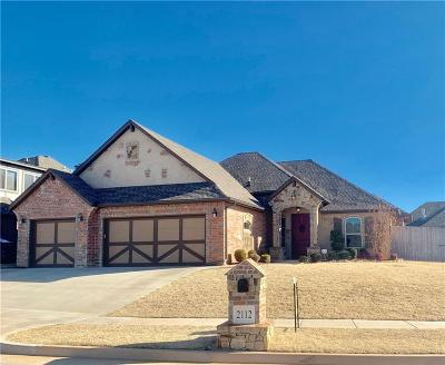 Yukon Single Family Home For Sale: 2112 Timber Crossing