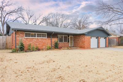 Oklahoma City Single Family Home For Sale: 4413 N Vermont Avenue