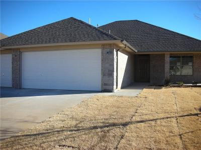 Oklahoma City Single Family Home For Sale: 8000 Hillers Road
