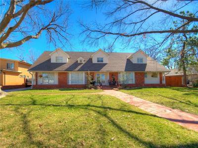Oklahoma City Single Family Home For Sale: 3128 Thorn Ridge Road
