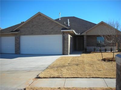 Oklahoma City Single Family Home For Sale: 8000 Kaden Road