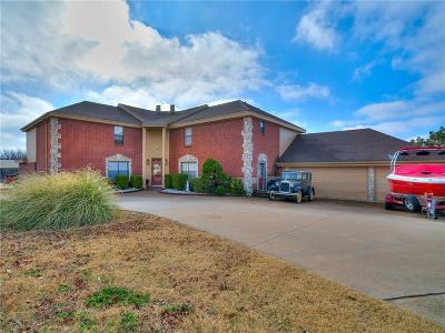 Piedmont Single Family Home For Sale: 14912 Westcreek Road