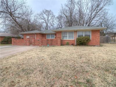 Norman Single Family Home For Sale: 1521 Cruce St