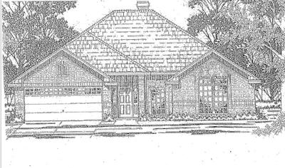 Choctaw Single Family Home For Sale: 1001 Pacific