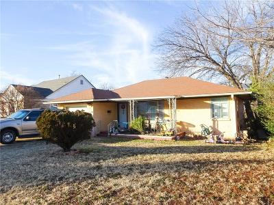Single Family Home For Sale: 2605 NW 33rd Street
