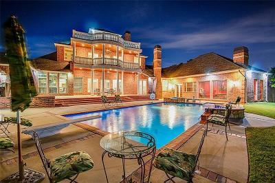 Single Family Home For Sale: 8301 E Memorial Road