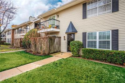 Condo/Townhouse For Sale: 3200 W Britton Road #122
