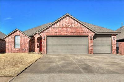 Moore Single Family Home For Sale: 1829 NE 1st Street