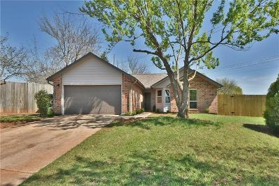 Edmond Single Family Home For Sale: 1416 Huntington