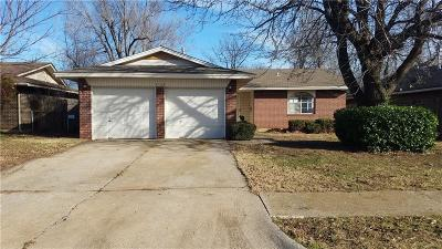 Oklahoma City Single Family Home For Sale: 4708 Republic Drive