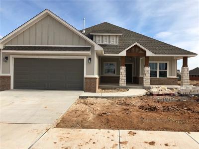 Oklahoma City Single Family Home For Sale: 12904 High Plains Avenue
