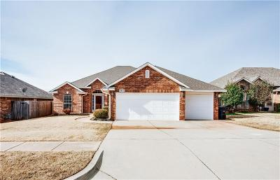 Moore OK Single Family Home For Sale: $180,000