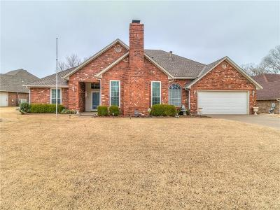 Edmond Single Family Home For Sale: 501 Copperfield Drive