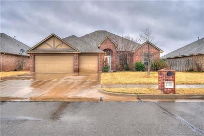 Edmond Single Family Home For Sale: 2130 Thomas Trail