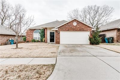 Midwest City Single Family Home For Sale: 2421 Fruitful Drive