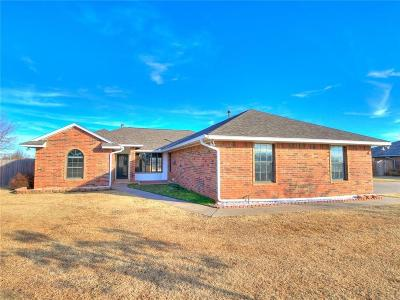Piedmont Single Family Home For Sale: 700 NE Mustang Road