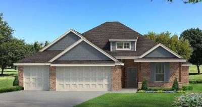 Yukon Single Family Home For Sale: 14309 Drakes Way