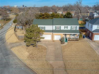 Oklahoma City Single Family Home For Sale: 2641 NW 30th Street