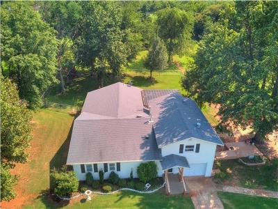 Newcastle Single Family Home For Sale: 3820 NW 32nd Street