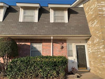Shawnee OK Condo/Townhouse For Sale: $57,500