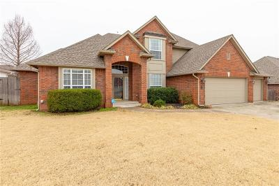 Norman Single Family Home For Sale: 2834 Misty Ridge Drive