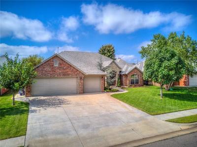 Oklahoma City Single Family Home For Sale: 12617 Jasper Avenue