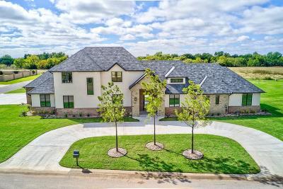 Edmond Single Family Home For Sale: 21669 Villagio Drive