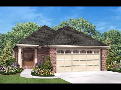 Single Family Home For Sale: 2120 W Eubanks Street