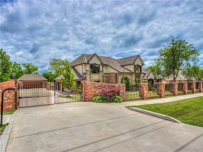 Oklahoma City Single Family Home For Sale: 13612 S Blackwelder Avenue