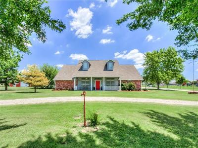 Norman Single Family Home Pending: 3901 Pleasant Valley Circle