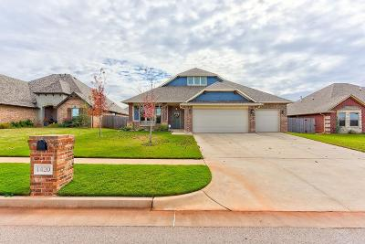 Moore Single Family Home For Sale: 1420 Sonoma Lakes Boulevard