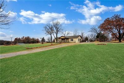 Edmond Single Family Home For Sale: 10205 N Rock Circle Drive