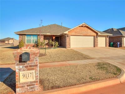 Oklahoma City Single Family Home For Sale: 9117 SW 48th Terrace