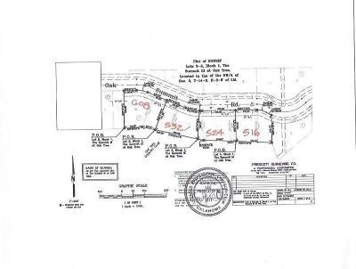 Edmond Residential Lots & Land For Sale: 524 Oak Summit Road