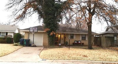 Oklahoma City Single Family Home For Sale: 7221 8th