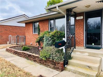 Oklahoma City Single Family Home For Sale: 2016 Sheffield Rd.
