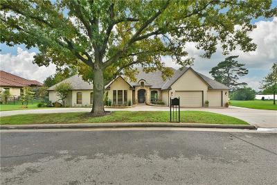 Edmond Single Family Home For Sale: 15524 Laguna Drive