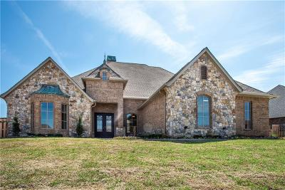 Edmond Single Family Home For Sale: 2924 Lakeshire Ridge Way