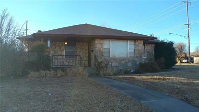 Oklahoma City Single Family Home For Sale: 1628 SW 61st Street