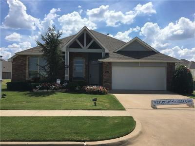 Edmond Single Family Home For Sale: 5912 NW 158th Street