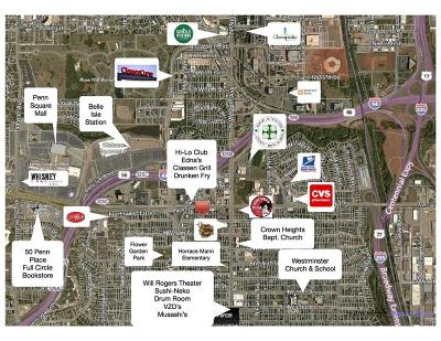 Oklahoma City Residential Lots & Land For Sale: 1201 NW 49th
