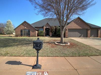 Edmond Single Family Home For Sale: 1317 194th Terrace