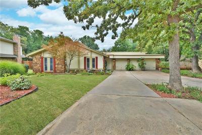 Edmond Single Family Home For Sale: 1700 Walking Sky Road