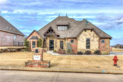 Midwest City Single Family Home For Sale: 12705 Forest Ridge Drive