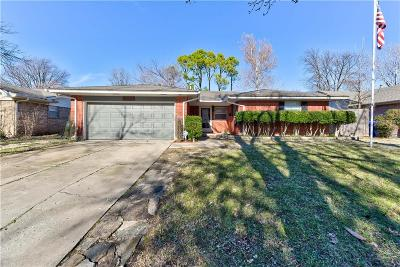 Norman Single Family Home For Sale: 1709 Cambridge Drive