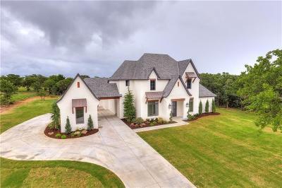 Choctaw Single Family Home For Sale: 3124 Ashton Cove Circle